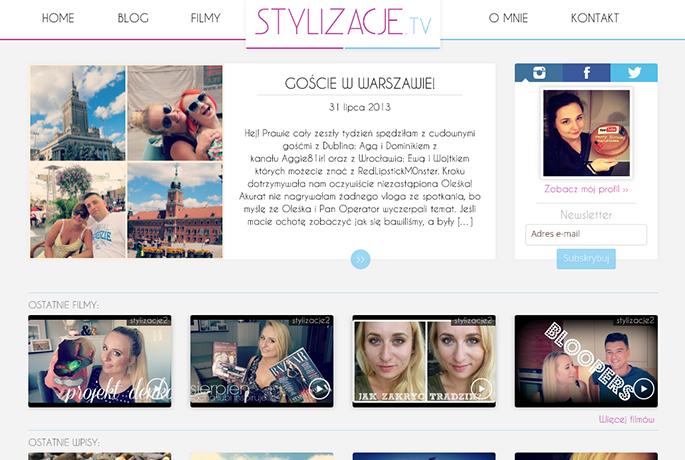 Blog Stylizacje.tv